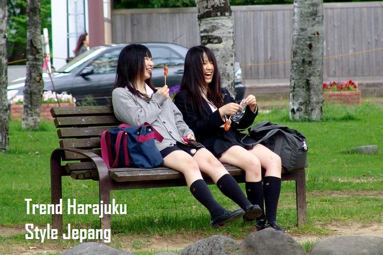 Trend Harajuku Style Jepang